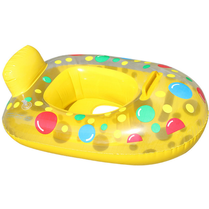Paddle  Inflatable  Baby Boat  Water A Boat  Baby  Swimming Laps Baby & Kids' Floats