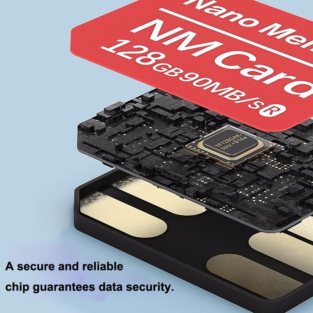 20 For Huawei Mate 20 / Mate20 Pro NM Card 128GB Nano Memory Card Mobile Phone Computer Dual-use USB3.0 High Speed NM-Card Reader (2)