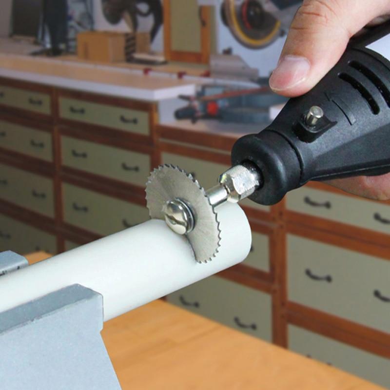 TASP 6бр. Комплект мини циркуляри за - Ножове за триони - Снимка 6