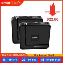 Smar 최신 미니 NVR 풀 HD 4 채널 8 채널 H.265 보안 독립형 CCTV NVR 1080P 4CH 8CH ONVIF 2.0 IP 카메라 시스템 1080P