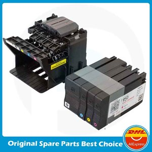 Image 2 - Original New CR325A CR326A CR324A CR322A Printhead Print head For HP 950 951 OfficeJet Pro 8600 8100 8610 8620 M251DW M276DW