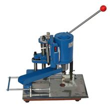 Label Punching Machine Bag Paper Punching Machine Binding Machine Electric Single Hole Plastic Bag Album Recipe Punching Machine цена в Москве и Питере
