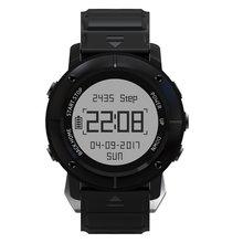 UW80 GPS Sports Smart Watch GPS Tracker Triple Positioning Heart Rate Monitor Smartwatch Waterproof Wristwatch цена и фото