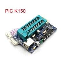 PIC microcontrolador USB programador de programación automática K150 + Cable ICSP