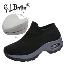 Slip On Orthopedic Shoes Air Caushion Hypersoft Sneakers Wom