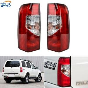 Image 1 - ZUK 2PCS Tail Light Lamp Taillight Taillamp For NISSAN XTERRA PALADIN N50 2005 2006 2007 2008 2009 2010 2011 2012 2013 2014 2015