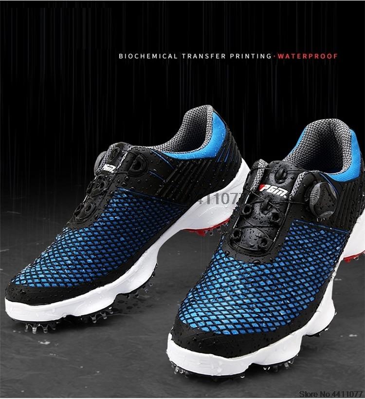 Pgm à prova dwaterproof água sapatos de