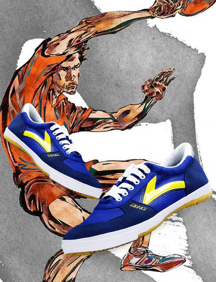 ตารางรองเท้าเทนนิสผู้ชายตารางเทนนิสรองเท้า Professional Breathable กีฬารองเท้า tendon soles รองเท้ากีฬาแบดมินตัน