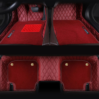 car floor mat for land rover range rover soopt discovery freelander defender car accessories