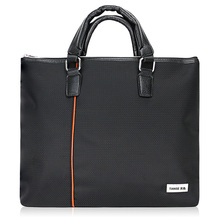 TIANSE Comercial Bag Document Briefcase Portable File Durable Business Laptop Officially Work