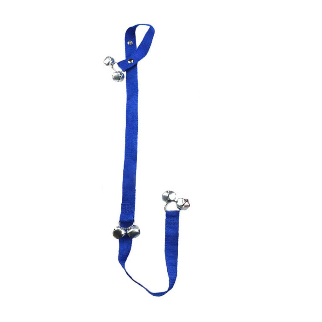 Dog Doorbells Premium Quality Training Potty Great  Adjustable Dog Bells For Pot Housebreaking Clicker Door Bell Training Tool-1