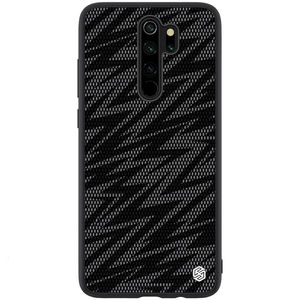 Image 3 - Case For Xiaomi Redmi Note 8 pro Cover NILLKIN Twinkle Case polyester Reflective Back Cover For Xiaomi Redmi Note 8