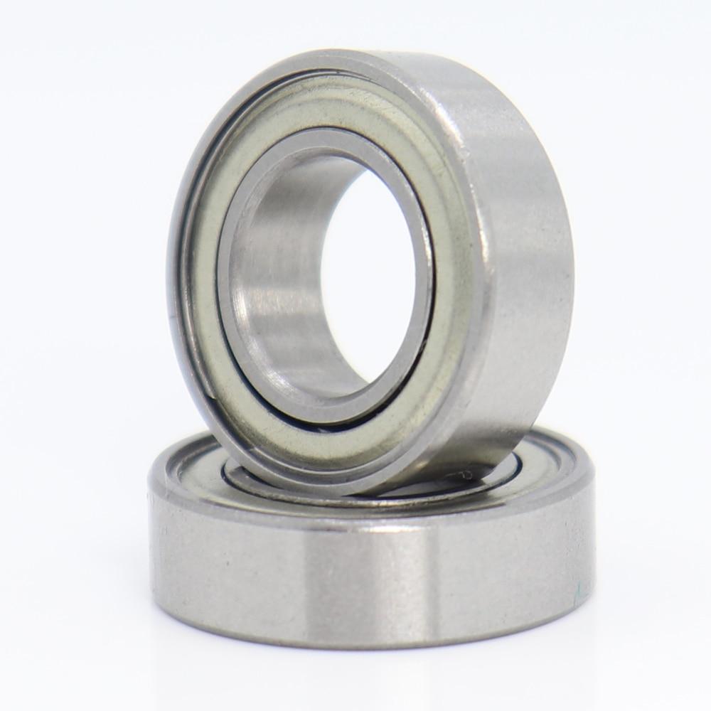 Ball Bearings 689ZZ Metal Shielded Thin Wall Bearings 9x17x5mm 10pcs
