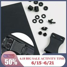 Knife Sheath Back Clip KYDEX Scabbard Carrying Clip Waist Scabbard Clip KYDEX K Making Sheath Clip Accessories S3Q5