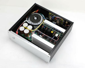 Image 2 - Hifi Finished LJM L20.5 Amp Ultra Low Distortion Stereo Power Amplifier