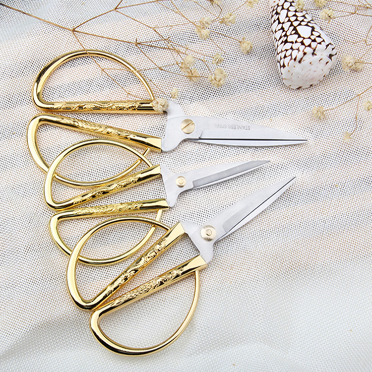 Manufacturers Currently Available Direct Selling Stainless Steel Household Multi-functional Dragon & Phoenix Shear Marriage Fest