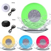 Wireless Portable Mini Altavoz Bluetooth Speaker Waterproof Handsfree Music Sound Water Car Speaker Bathroom Shower Caixa de som