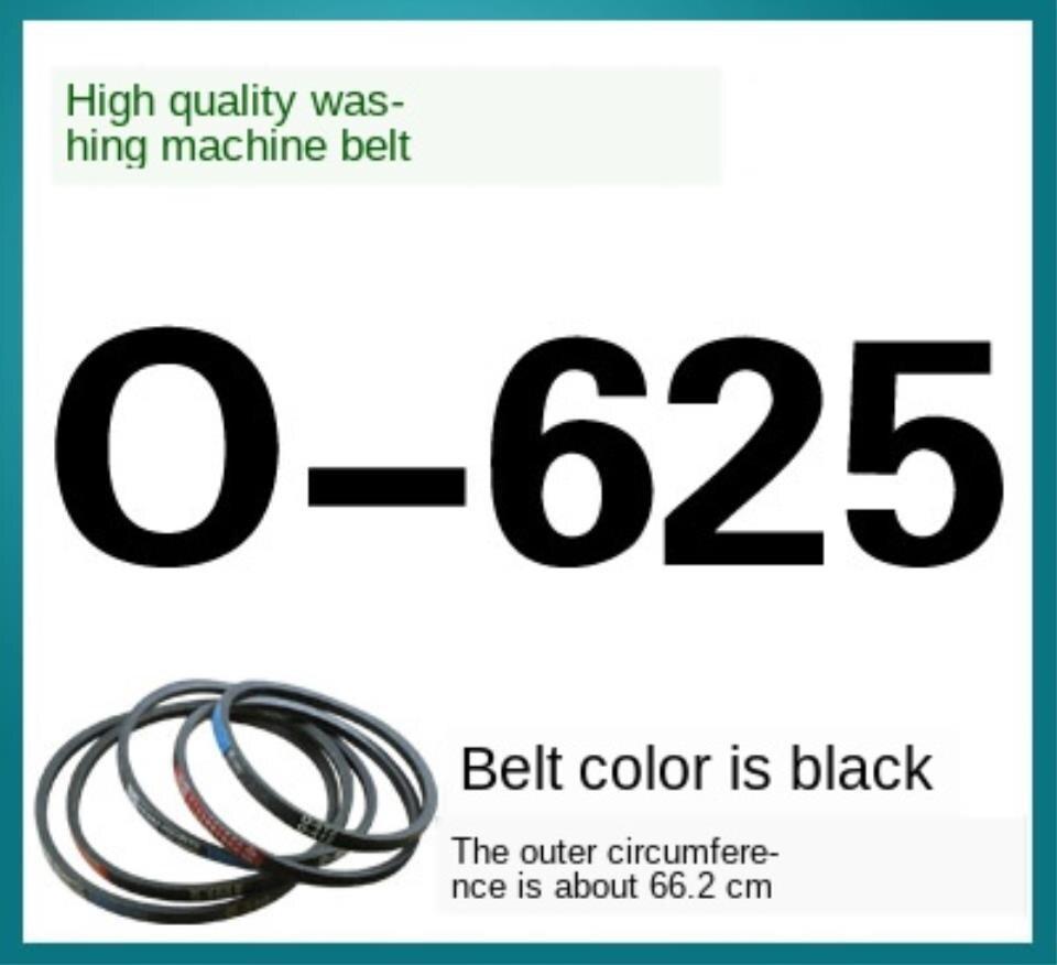 O-625 Universal Washer O-Belt Fully Automatic Washer Belt Semi-Automatic Washer Belt V-belt Conveyor