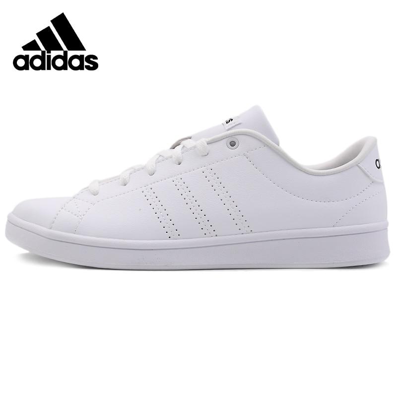 US $82.43 34% OFF Original Adidas ADVANTAGE CLEAN QT Womens Skateboarding  Shoes Sneakers Outdoors Sports B44667 Skateboarding  - AliExpress