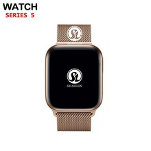 Bluetooth Smart Watch 4 42mm SmartWatch Case for Apple watch iOS iPhone 8 PLUS XS Xiaomi Android Smart Phone NOT Apple Watch