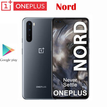 Oryginalny oficjalny nowy globalny wersja OnePlus Nord 5G Smartphone Snapdragon 765G 6.44 calowy 90Hz ekran AMOLED 48MP kamera 4115Mah
