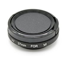 UV Protective Lens Cover Case + Filter Set For Xiao mi Yi Action Sports Camera
