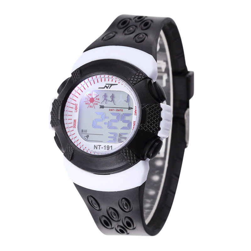 Watch For Boys Girls 2018 New Fashion Kids Watches Digital LED Outdoor Wristwatches Clock Sports Saats Hot Relogio Infantil