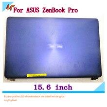 15.6 אינץ תצוגה עבור ASUS ZenBook פרו 15 UX580GE UX580 UX580GD UX580G תצוגת מחברת LCD תצוגת החלפת FHD UHD
