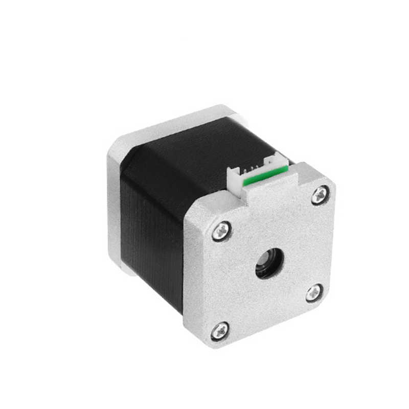 2 шт. Nema17 шаговый двигатель для 3D принтера 4-свинцовый 48 мм/78Oz-In 1.8A Nema 17 двигатель 42Bygh 1.7A (17Hs8401) Мотор