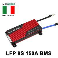 Mejor https://ae01.alicdn.com/kf/He740979196984712a5d8d6f266d89d120/8S BMS 150A descarga 80A carga 24V BMS con sensor de alta temperatura con equilibrio para.jpg