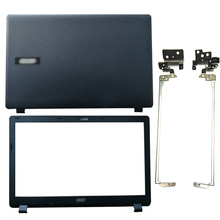 цена на New For Acer Aspire ES1-512 ES1-531 EX2519 N15W4 MS2394 Laptop LCD Back Cover/LCD Front bezel/LCD hinges/Palmrest/Bottom Case