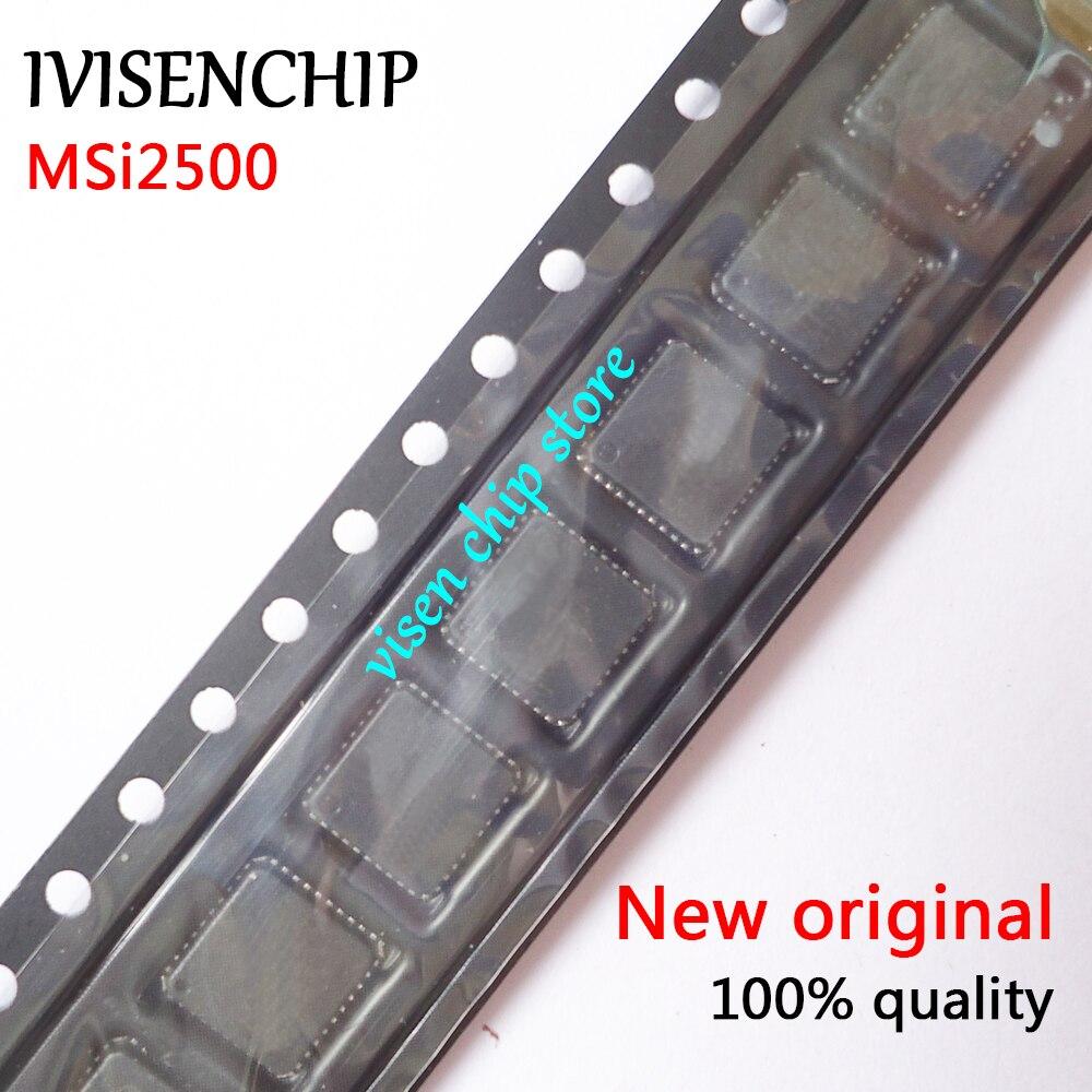 2pcs MSI2500-Q32-C-DS MSI2500 QFN-32