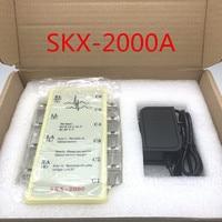 SKX-2000A 유형 ECG 발전기 ECG 신호 시뮬레이터를 증가하지 않기 위하여 향상