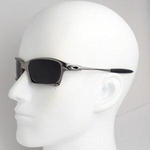Image 4 - UV400 lunettes de soleil en métal lunettes de vélo femmes lunettes de cyclisme hommes lunettes de cyclisme polarisées lunettes de soleil de cyclisme en plein air Sprot