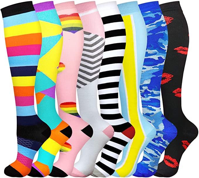 Stockings Compression-Socks Varicose Veins Nylon Breathable Medical-Nursing Male Leg-Relief