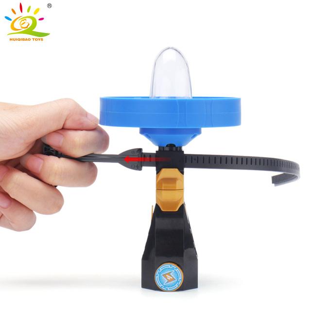 3pcs DIY spinners Building Blocks with mini Ninja kai jay Zane Figures model Bricks Educational Spinning Top Toys For Children