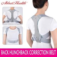 AbbasHealth Adult Children Back Brace Support Belt Posture C