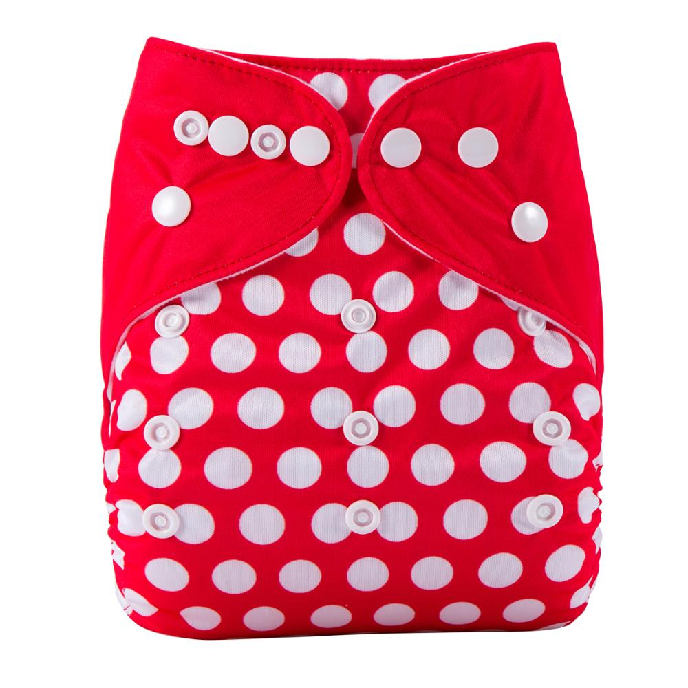 Baby Diapers Nappies Pants Organic Diaper Covers Baby Cloth Diaper Without Insert Eco Nappies DY2