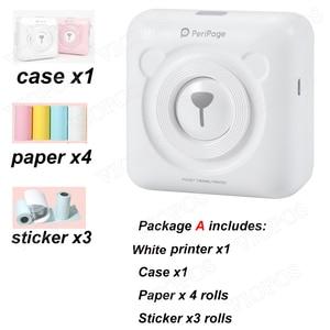 Image 3 - Mini Stampante Fotografica Tasca Per Il telefono Mobile Android e iOS
