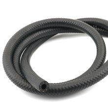 1M NBR benzyna Diesel olejoodporny gumowa rurka wąż 4 5 6 8 10 16 20 25mm średnica elastyczna wysokociśnieniowa rura samochodowa