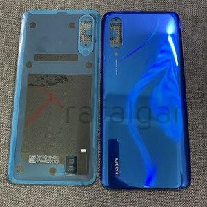 Image 3 - Original NEW For Xiaomi Mi 9 Lite Back Glass Battery Cover Mi9 Lite Mi CC9 Rear Glass Door Case For Xiaomi Mi 9 Lite Back Cover