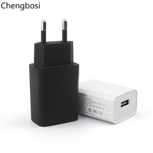 Top Quality 5V 2A EU Plug USB Fast Charger Mobile Phone Wall Travel Power Adapter for IPhone X 6s 7 8 Plus Samsung S8 9 Xiaomi 5v 4a mobile phone charger eu travel wall power adapter for samsung galaxy xiaomi redmi iphone 7 8 8 plus charging cable plug