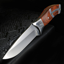 XUAN FENGกลางแจ้งล่าสัตว์มีดสั้นSelf Defenseยุทธวิธีมีดป้องกันความแข็งสูงSaber Survivalมีด