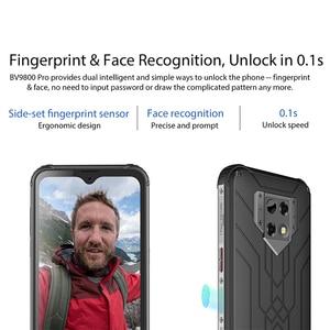 Image 3 - Blackview BV9800 Pro Globale Prima di Imaging Termico Smartphone Helio P70 6GB + 128GB 6580mAh IP68 Impermeabile 48MP del Telefono Mobile