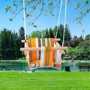 Swing-Chair Rocking Outdoor And Room-Decoration Interior Safety Infant