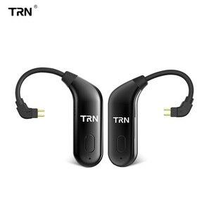 Image 1 - Bluetooth кабель TRN BT20 V90 IM2 VX BT10 V30 T2 AIR bq3 с ушками