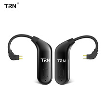 TRN BT20 Bluetooth upgrade ears 5.0 Bluetooth ears upgrade cable running Bluetooth headset cable V90 IM2 VX BT10 V30 T2 AIR bq3