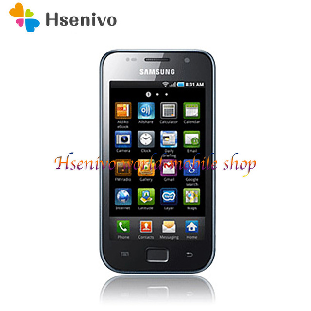 """Samsung I9003 Galaxy SL cell phone Android 4GB ROM Wifi GPS Quad Core 4.0"""" touch screen mobile phone"""