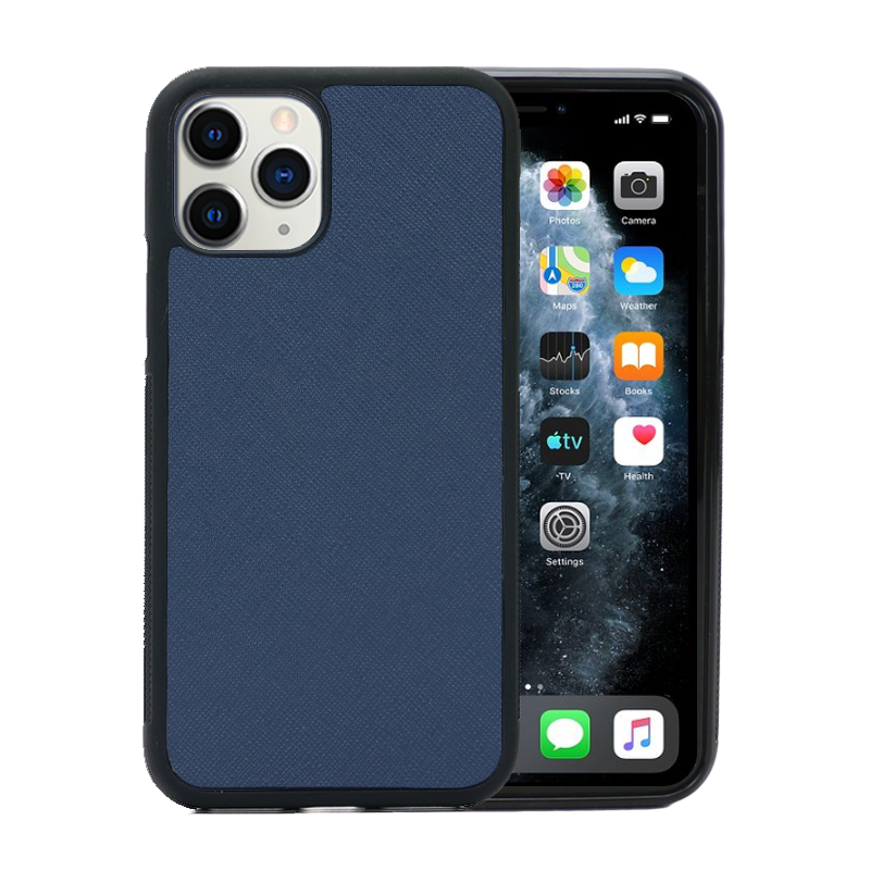 2020 Hot Sale New Style Mobile Phone Case Genuine Saffiano Leather Protective Case For Samsung IPHONE 11,11 PRO,11PRO MAX CASE