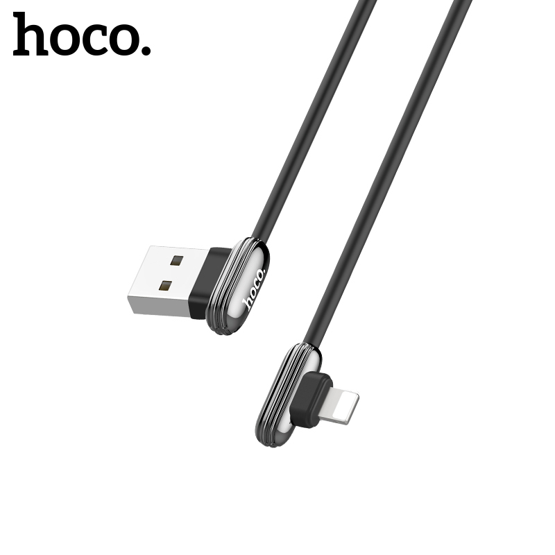 HOCO Original Charging USB Cable Data Sync Fast Charger Wire for iPhone 11 Pro X XS XS Max XR 8 7 6S iPad Phone Cables